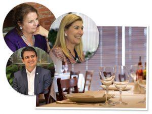 Revista PODER continua comemorando 9 anos de sucesso com almoço