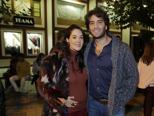 Luiza e Gabriel Kairalla || Créditos: Divulgação