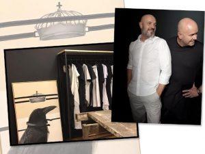 Mareu Nitschke e Carlos Bertuol abrem galeria de arte em Higienópolis!