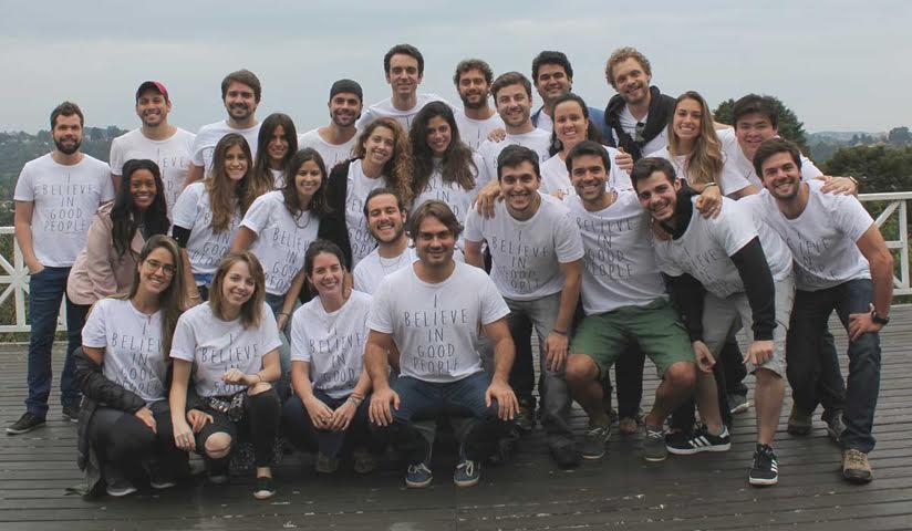 Grupo de parceiros da ARCAH || Créditos: Divulgação