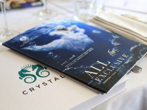 Guia Crystal Cruises by Pier1