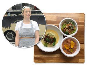Las Vegas arma food truck com menu cheio de delícias assinado pela chef Bel Coelho