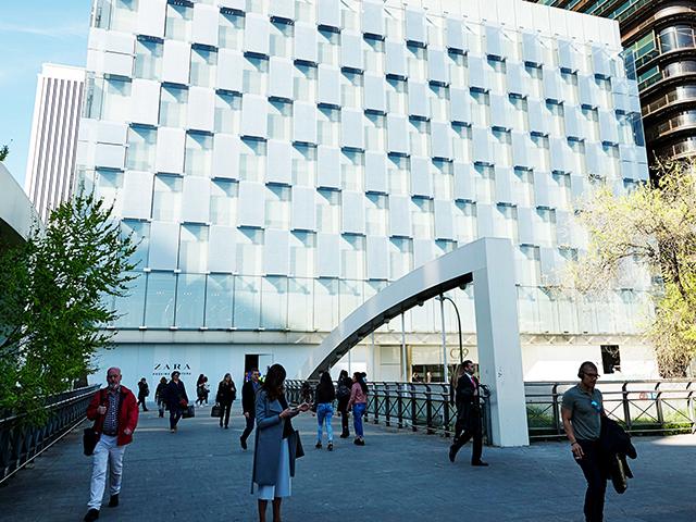 de0f020d521 Zara abre sua maior loja no mundo nesta sexta com tecnologia de ...