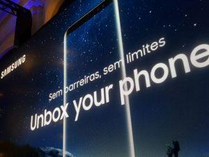 Samsung apresenta Galaxy S8 e Galaxy S8+ no Brasil e promete experiências ilimitadas