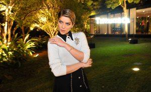 Lançamento da coleção da joalheria Tiffany & Co. na Casa Jereissati em SP