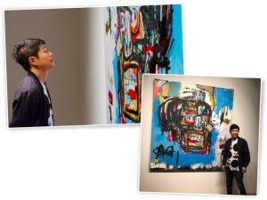 Conheça o japonês que pagou mais de R$ 360 mi por um quadro de Basquiat