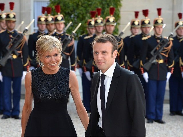 Brigitte e Emmanuel Macron || Créditos: Getty Images