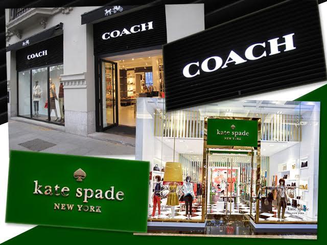 Coach e Kate Spade agora fazem parte do mesmo grupo    Créditos: Divulgação