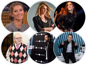 Fama, dinheiro e correria: aqui, os famosos que são workaholics assumidos!