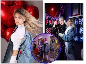 Andressa Salomone abriu seu showroom para experiência fashion