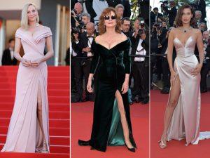 Estrelas revivem divas da Old Hollywood na abertura do 70º Festival de Cannes