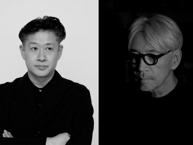 Concerto de Abertura da JAPAN HOUSE São Paulo reúne os músicos japoneses Jun Miyake e RyuichiSakamoto || Créditos: Reprodução