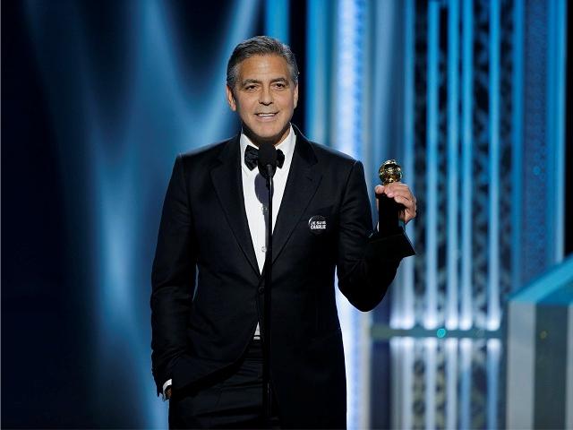 Recebendo Globo de Ouro pelo Conjunto da Obra || Créditos: Getty Images
