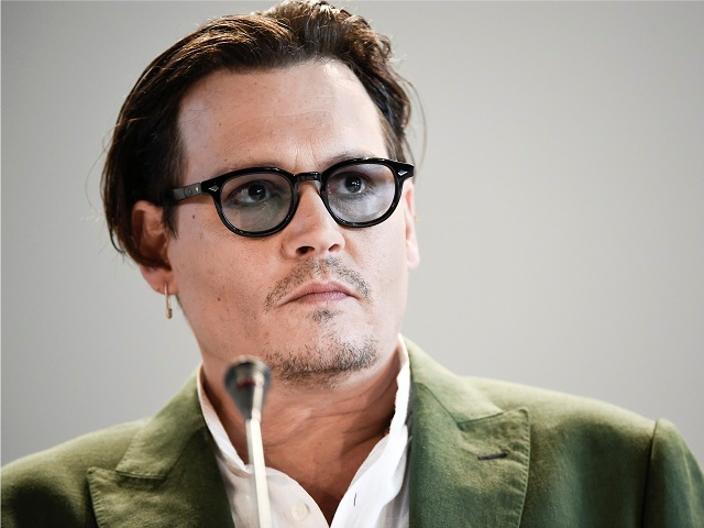 Johnny Depp    Créditos: Getty Images