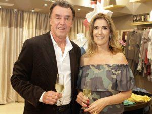 Maria Clara Guimarães arma agito em Belo Horizonte para abertura de sua loja