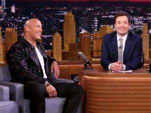 """The Rock fala sobre sua possível candidatura à Casa Branca: """"Vamos ver"""""""