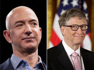 Jeff Bezos ganha US$ 278 mil por minuto e pode se tornar o mais rico