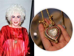 Briga pelo colar de diamante que foi de Liz Taylor vai parar na justiça