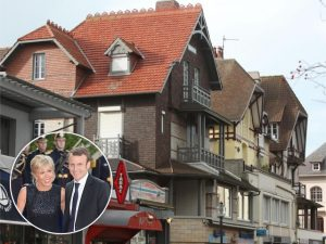 Cidade onde Emmanuel e Brigitte Macron moravam é o novo point da vez
