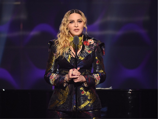 Madonna    Créditos: Getty Images