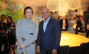Agito brindou a parceria da Decortiles com a Casa Cor SP. Vem ver os convidados!
