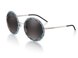 b5ee2b7562b96 Desejo do Dia  pegadinha retrô com os óculos de sol Emporio Armani