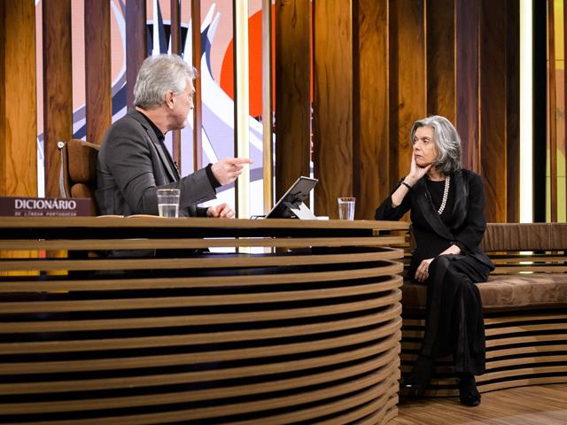 """Bial e no programa piloto de """"Conversando com Bial""""    Créditos: Divulgação"""