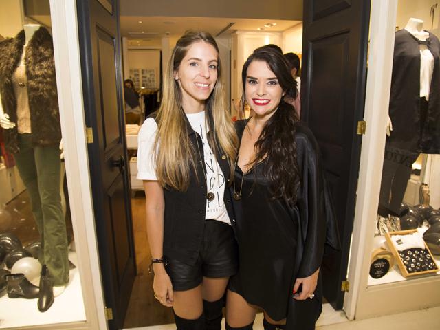 Stella Jacintho e Alê Cozzi