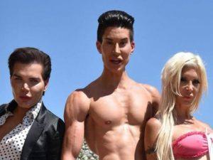 As 12 pessoas mais plastificadas do mundo viram estrelas de reality show