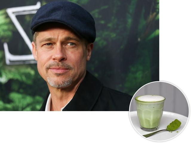 Brad Pitt e seu novo vício || Créditos: Getty Images