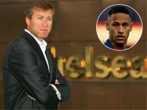 Bilionário russo quer transformar Neymar no novo Michael Jordan