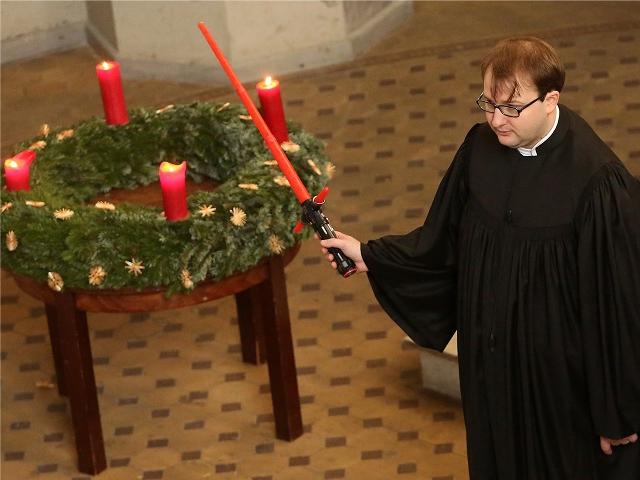A saga já inspirou até uma religião || Créditos: Getty Images