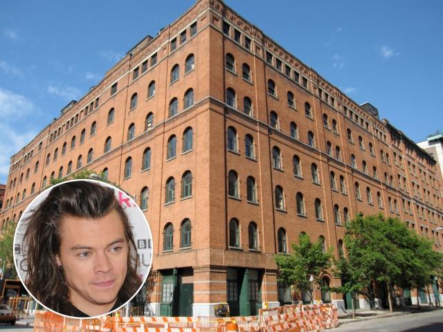 Harry Styles e seu possível novo endereço no TriBeCa, em NY