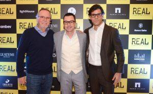 """Pré-estreia no shopping Iguatemi São Paulo do filme """"REAL – O Plano por trás da História"""""""