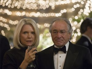 Robert De Niro e Michelle Pfeiffer como casal Madoff são apostas para o Emmy