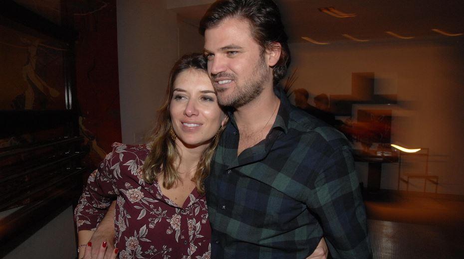 Rebeca Abravanel e Marcelo Brennand || Créditos: Divulgação
