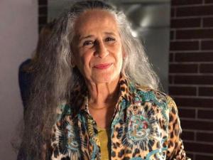 """Maria Bethania, quem diria, """"embaixadora"""" de moda, e de oncinha!"""