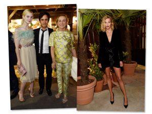 Miuccia Prada oferece jantar ao diretor Alejandro Iñárritu em Cannes