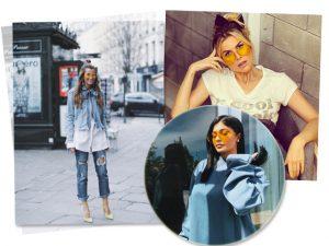 Óculos de sol amarelos roubam a cena entre fashionistas. Aqui, várias opções!