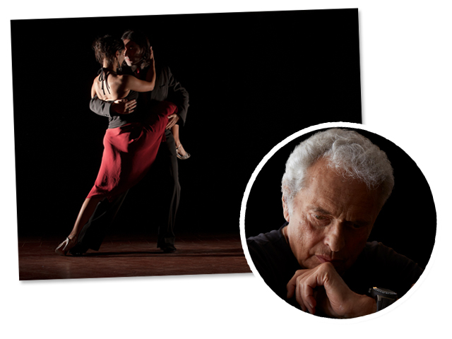 Luis Rossier apresenta show Tango, Simplesmente Tango no Baretto nesta terça-feira