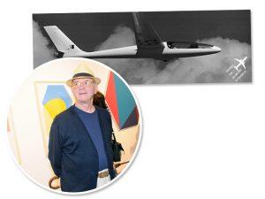 Guto Lacaz abre exposição sobre o design na aviação brasileira