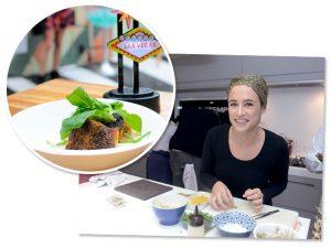 Delícia: a receita do peixe prejereba em crosta de especiarias da chef Bel Coelho