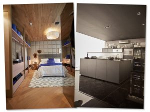 De equilíbrio à modernidade rústica, os destaques da Dell Anno na CASACOR