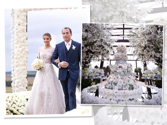7935caf3c O casamento de 13 horas para 900 convidados de Sarah Mattar e Tiago ...
