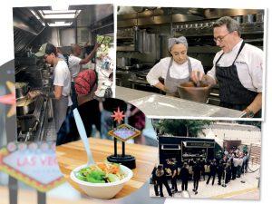 Rick Moonen criou um menu especial, junto com Bel Coelho, para o food trock Las Vegas que rodou por São Paulo