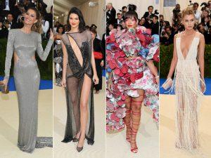 Entre erros e acertos, os looks que marcaram o gala do Met 2017