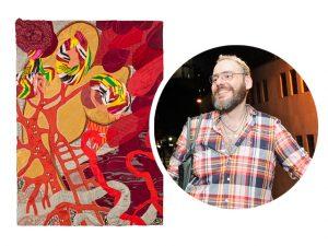 Renato Dib vai levar suas obras para a Bienal Têxtil da Holanda