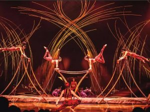 Cirque du Soleil volta ao Brasil com maioria de mulheres em elenco e equipe