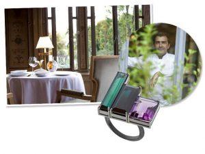 Gastromotiva arma jantar e leilão em Paris no Pavillon Ledoyen