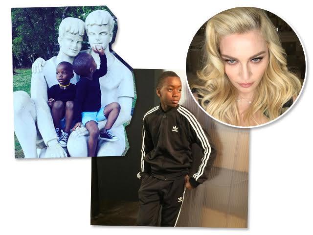 As gêmeas Esther e Stella, David e Madonna: família em Portugal! || Créditos: Reprodução / Instagram